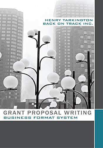 Grant Proposal Writing Business Format System (English Edition) - Balboa System