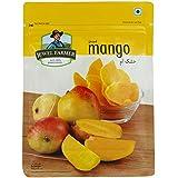 Jewel Farmer Real Dried Mango | Dried Mango Slices | Dried Mango Pulp | Dried Mango Chunks 250 Gm