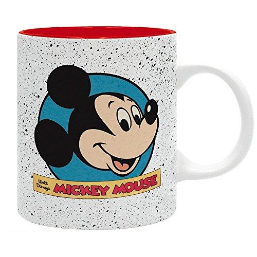 Deluxe Kind Kostüm Mouse Mickey - Mickey Mouse Disney - Premium Keramik Tasse Classic - Geschenkbox