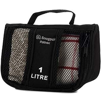 Snugpak Pakbox 2 - Black, One Size