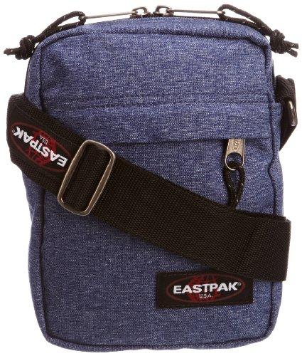 Eastpak  Borsa Messenger, 2.5 L, Blu Blu (two blue)