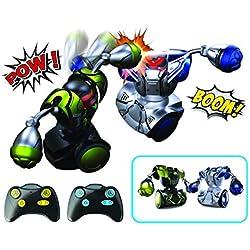 Kombat Twin. Robots teledirigidos con sistema de infrarrojos.
