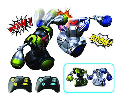 SilverLit Boxeur Kombat Pack 2 Robots, 88052 (Box Roboter)