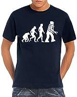Touchlines Herren T-shirt Robot - Something