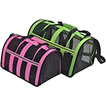 B de Joy Pet Soft Two-Sided Carrier Bag gato perro Mochila/Bolso/