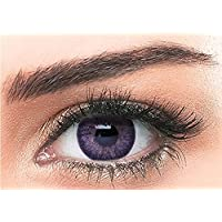 Cosmetic Contact Lenses By Bella Natural [ Contour Violet]