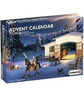 Schleich 97021 Pferde Weihnacht Adventskalender Farm Life