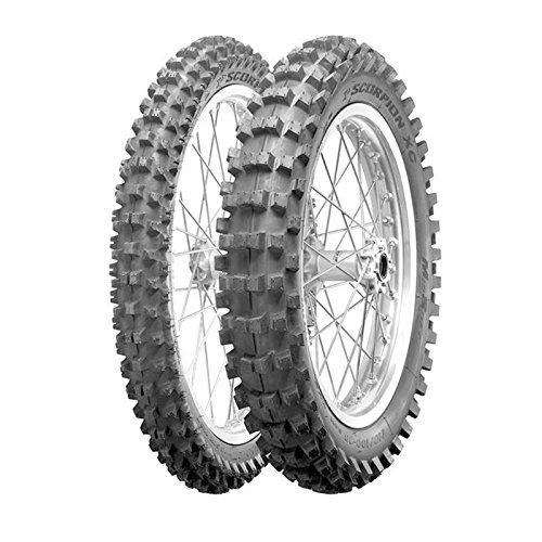 Pneumatici Pirelli SCORPION XC MID HARD 140/80 - 18 M/C 70M M+S Posteriore CROSS COUNTRY    gomme moto e scooter