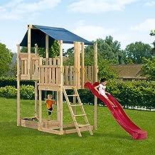 Columpios - Juego Parque Infantil BlueRabbit® Duplex - NO Incluye Maderas