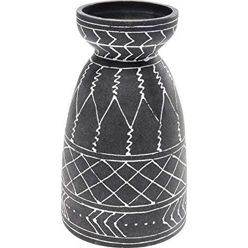 Kare Design Deko Vase Ethno Style 27cm