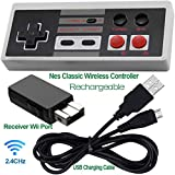 NES Classic Mini Controller, Turbo-Edition-Rapid Buttons Wii Edition für NES Wii Gaming System