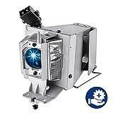 Loutoc Bl-fu195C/SP. 72j02gc01SP. 71p01gc01/Bl-fu195b Vidéoprojecteur Bare ampoule lampe pour projecteur Optoma Hd142X Hd27H183X DS348W331S321Dx349Hd140X W330Hd240wi ampoule lampe de remplacement, avec boîtier