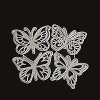 Sungpunet Troqueles de Corte en Relieve del Modelo de Las Mariposas para la fabricación de la Tarjeta del álbum del Libro de Recuerdos del DIY
