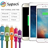 iPhone & Samsung Charger,sync data charging multi data cable for iPhone 6S Plus 6 Plus 6 5SE 5S 5 5C 4S Android Samsung Galaxy S7 S6 Edge Plus Note 5 4 S5 Tab S LG G5 G4 HTC Nexus 5X 6P