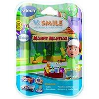 VTech V.Smile - Juego educativo, Manny Manitas para V.S.Motion (80-084367)