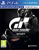 Gran Turismo Sport Day One Edition - PS4 - Vers. UK Multilingua Italiano
