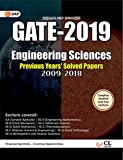 #1: GATE 2019 - Engineering Sciences - Solved Paper 2009-2018 (Section Wise)