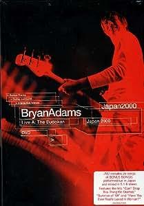 Bryan Adams : Live at the Budokan, Japan 2000