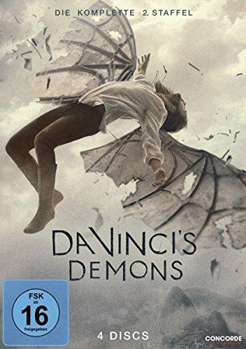 Bild von Da Vinci's Demons - Die komplette 2. Staffel [4 DVDs]
