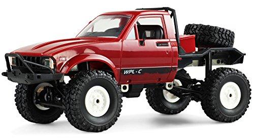 """Amewi 22325"""" Pick-Up Truck 4WD 1:16 RTR Fahrzeug, Rot"""