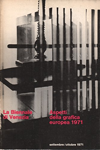 Aspetti della grafica europea 1971