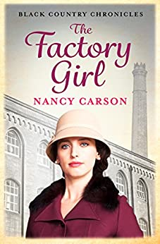 The Factory Girl by [Carson, Nancy]