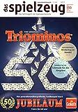 DAS SPIELZEUG Magazin 5/2015 - Das Fachmagazin der Spielwarenbranche - Triominos, das Familienspiel feiert Jubiläum!