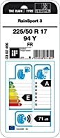 Uniroyal RainSport 3 - 225/50 R17 94Y - ...