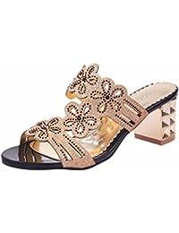 YUCH Las Damas Cool Zapatillas Casual Y Zapatos De Mujer Diario