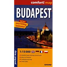 Budapest 1 : 15 000: ExpressMap (City Plan Pockets)