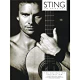Sting Anthology: The Definitive Collection. Partitions pour Piano, Chant et ...