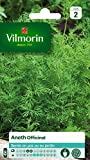 Vilmorin 5871046 Pack de Graines Aneth Officinal