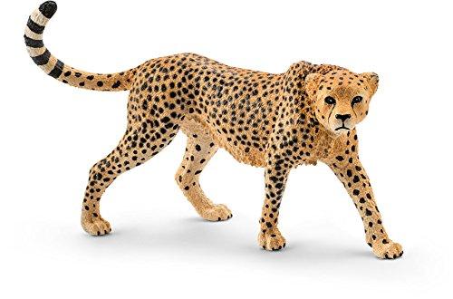 Wildlife Wild Life Female Schleich Cheetah Toy