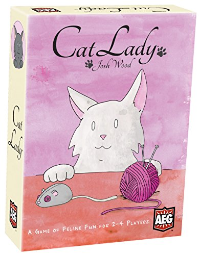 Alderac Entertainment ALD05885 - Cat Lady