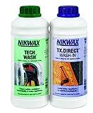 Vaude Nikwax Tech Wash + TX Direct, 2 x 300ml - Imprägniermittel