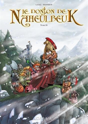 Le donjon de Naheulbeuk - tome 21 (21)