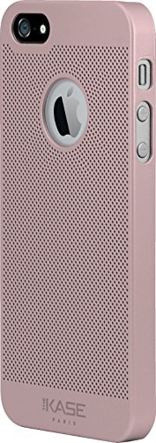 Coque Mesh pour Apple iPhone 5/5s/SE, Or Rose Or/Rose