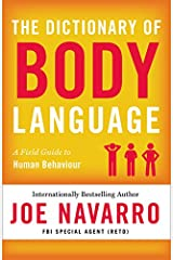 The Dictionary of Body Language Taschenbuch