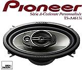 Pioneer TS-A4633i-HP Paire d'Haut-parleurs Noir