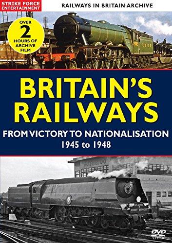 Railways In Britain: Britain's Railways - From Victory To... [DVD] [UK Import]