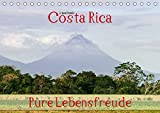 Costa Rica - Pure Lebensfreude (Tischkalender 2020 DIN A5 quer): In Costa Rica tanzen die Lebensgeister Salsa (Monatskalender, 14 Seiten ) (CALVENDO Orte) -