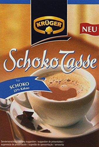 Krüger Schoko Tasse classic, Faltschachtel, 4er Pack (4 x 250 g)