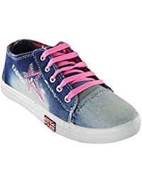 Sapatos Blue & Pink Casual Shoes