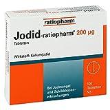 Jodid-ratiopharm 200 μg Tabletten, 100 St