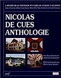 Nicolas de Cues : Anthologie