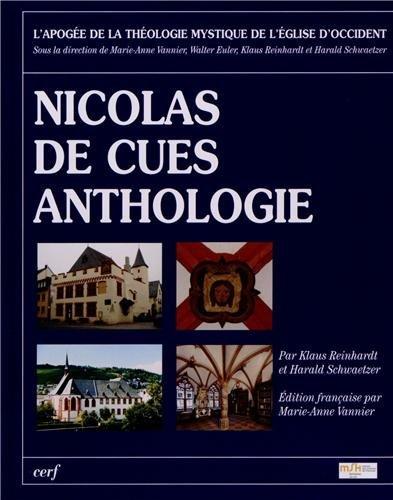 Nicolas de Cues : Anthologie par Klaus Reinhardt