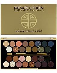 Makeup Revolution Palette-Lidschatten-Fortune Favours The Brave, 5 g