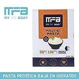 MYFITBODY Pasta Protéica, alta Proteína -estuche 10 sobres x 30 gr - total: 300g