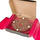 Strawberry Sensation Gourmet Chocolate Pizza 4""