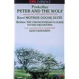 Prokofiev Ravel Britten